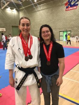 Bronze Medallists