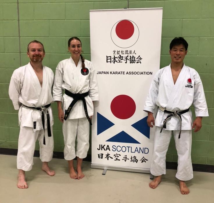 JKA Scotland Gasshuku 2019